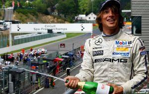 En Navidad no sabía si iba a seguir pilotando y ahora aspiro a la F1