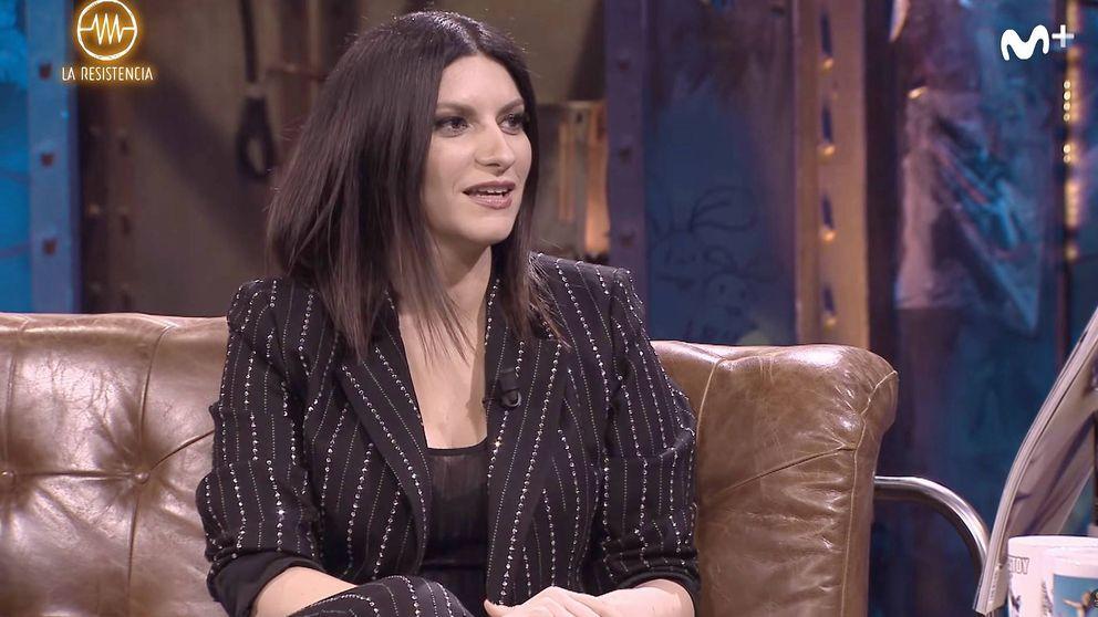 Laura Pausini, la invitada de Broncano con más dinero en el banco
