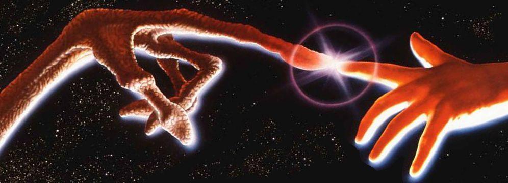 Foto: Fotograma de 'E.T. el extraterrestre.