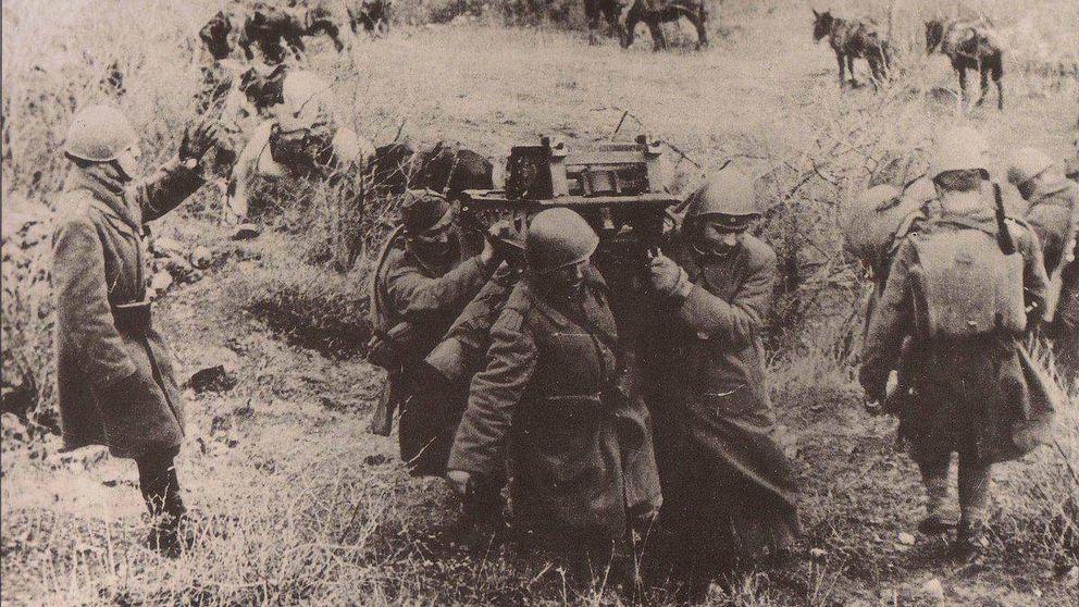 Grecia 1940: la tumba de Mussolini (y de Hitler)