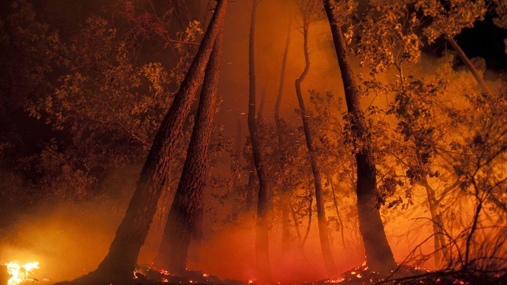 Viaje a la aldea gallega de los incendios: Aquí hay ley del silencio
