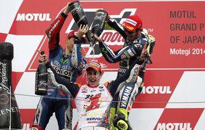 Márquez, campeón del mundo de Moto GP por segundo año seguido