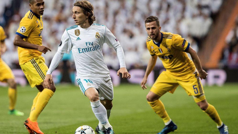 Foto: El Real Madrid fichó a Luka Modric en 2012. (EFE)