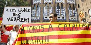 Foto: Cataluña recoge ahora 150.000 firmas en favor de la Fiesta de los toros