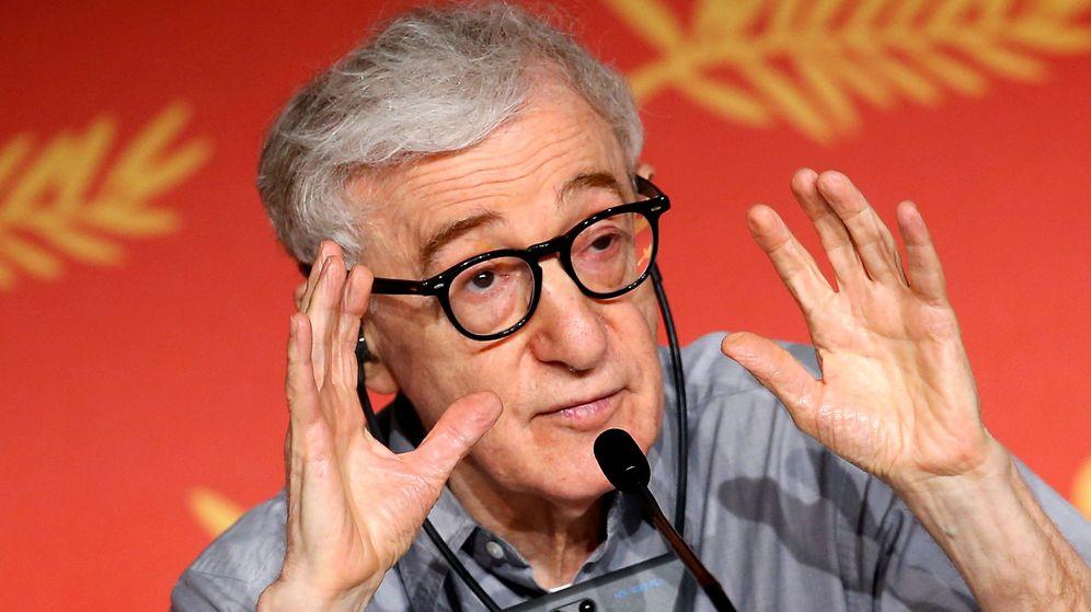 Foto: Woody Allen, en el Festival de Cannes en 2016. (EFE)