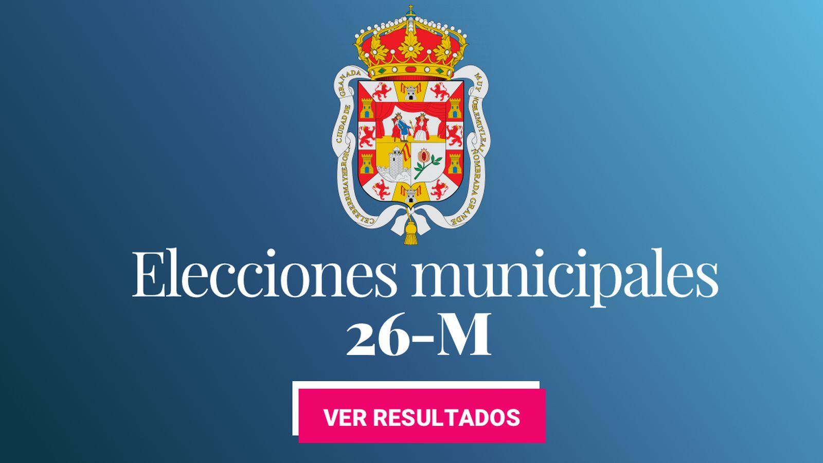 Foto: Elecciones municipales 2019 en Granada. (C.C./EC)