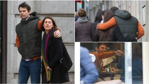 Las imágenes que confirman que Curi Gallardo, ex de Chenoa, ya no sale con Marta González