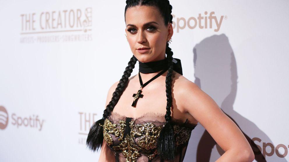 El festival de Spotify o la noche en la que Katy Perry emuló a Kim Kardashian