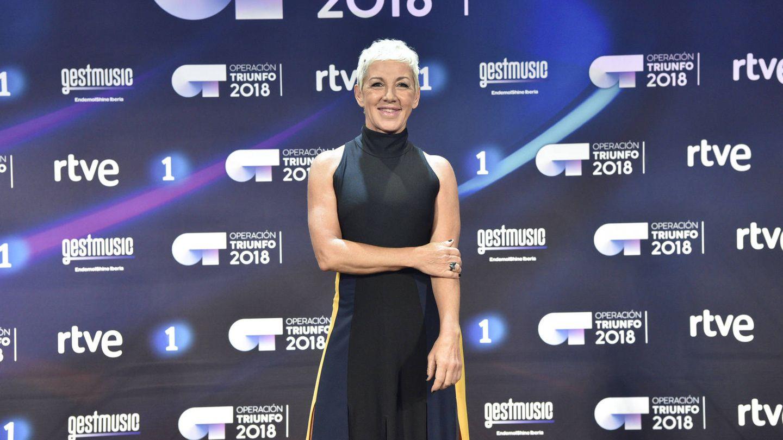 Ana Torroja, miembro del jurado de 'OT 2018' (RTVE)