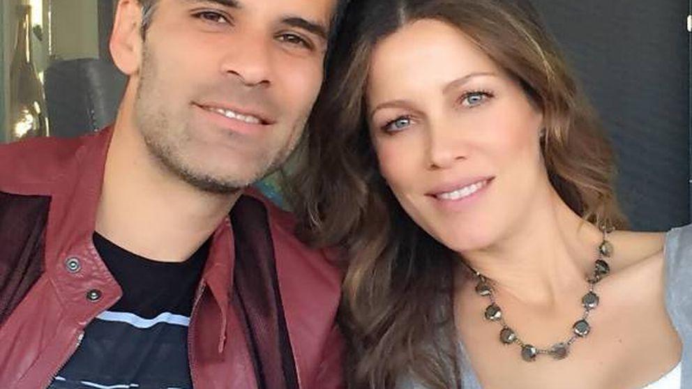Jaydy Michel y Rafa Márquez, padres de un niño