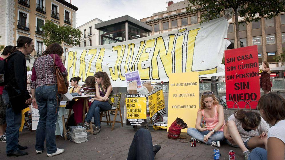 Foto: España presenta la mayor tasa de jóvenes trabajando en 'minijobs'