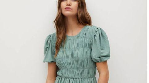Cómpralo ahora y estrénalo en septiembre: este vestido de Mango es una buena inversión