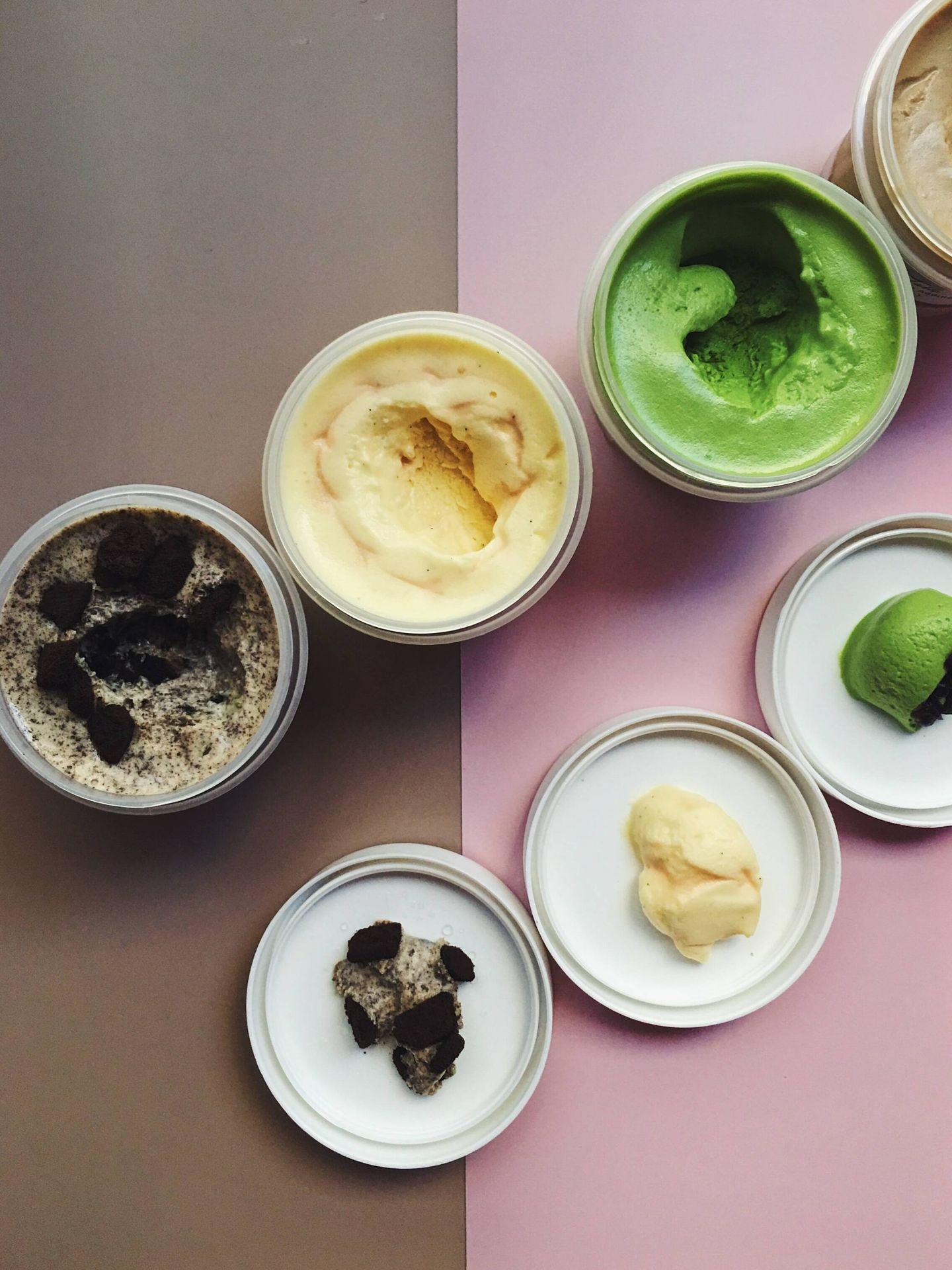 Inspírate en las texturas 'iced'. (Ho Hyou para Unsplash).