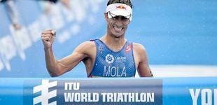 Post de Mario Mola gana en Yokohama y es el nuevo líder del Mundial