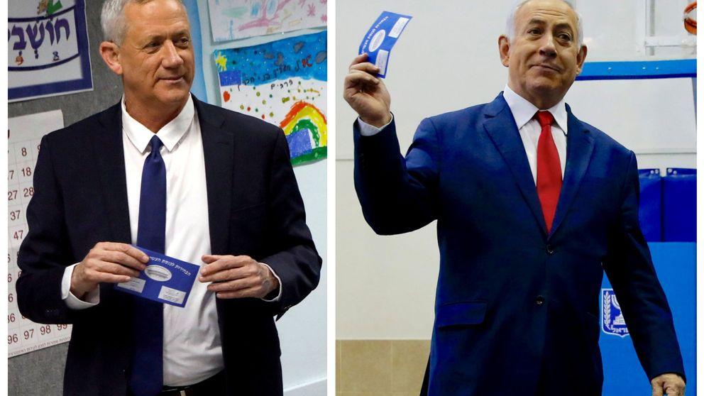 Ni la corrupción ni Gantz destronan a Netanyahu, que gana las elecciones en Israel