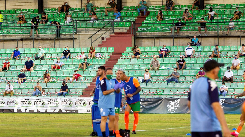 Sorpresa en Segunda B: los tres casos positivos del club Marino dan ahora negativo