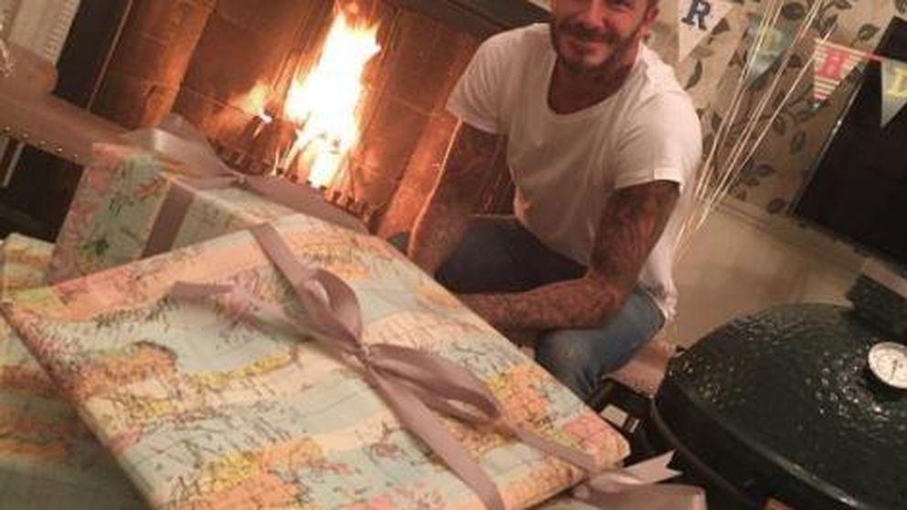 David Beckham cumple 41: así ha cambiado a lo largo de los años