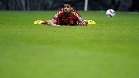 Los malabares de Del Bosque para no convocar a Diego Costa a la Eurocopa