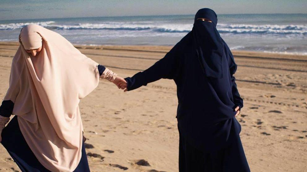 Diseños de moda 'islámica'