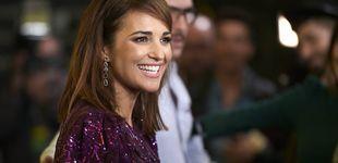 Post de Paula Echevarría estrena la falda (con truco) más cómoda de Zara