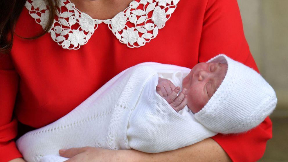 Bebés reales: así los conocimos y así han cambiado Charlotte de Cambridge, Estelle de Suecia...