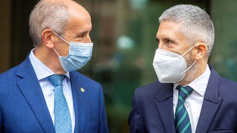 El Gobierno vasco monta un curso de euskera para policías y se apunta el 10% de la plantilla