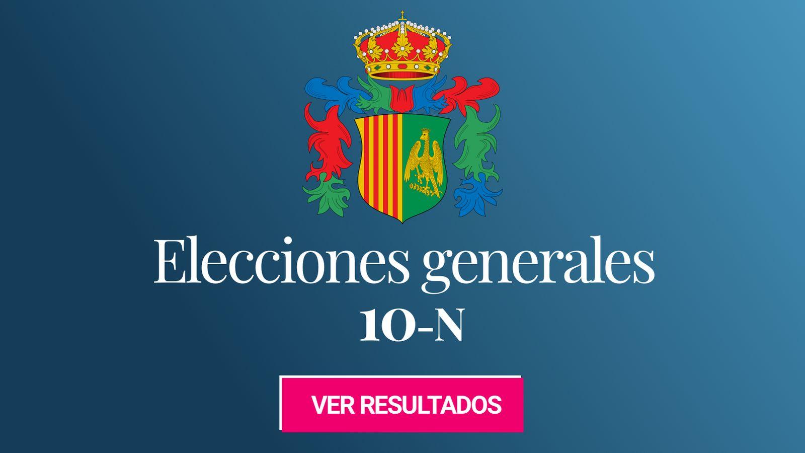 Foto: Elecciones generales 2019 en Orihuela. (C.C./EC)