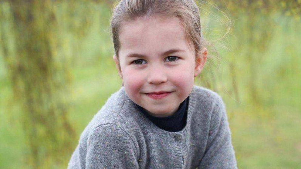La princesa Charlotte cumple 4 años convertida en el gran reclamo de los Windsor