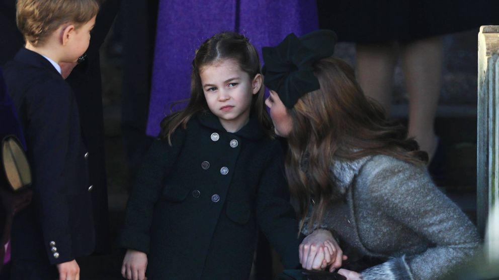Charlotte, la 'infanta Sofía' británica que sí hace sombra a su hermano mayor