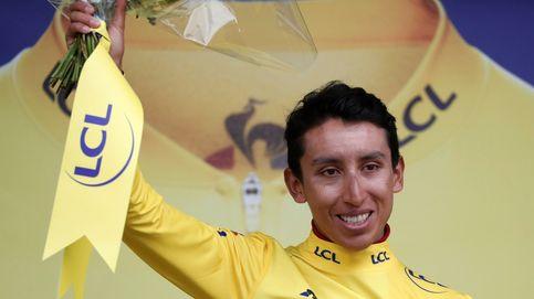 El caos en el Tour de Francia el día de la confirmación de Egan Bernal