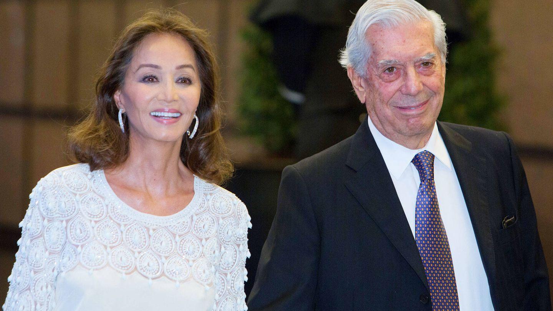 Isabel y Mario.