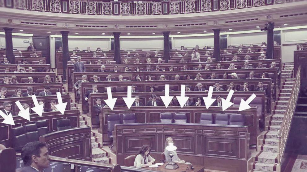 El 'último hit' de Podemos: Vamos a hablar de sillones, pero en serio