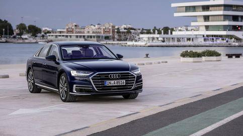 Audi A8, el nuevo estandarte de la conducción automatizada