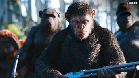 'La guerra del planeta de los simios': y el ser humano cavó su propia tumba