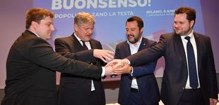 Post de Salvini intenta seducir a la ultraderecha europea desde su bastión de Milán
