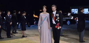 Post de Cena de gala en Japón: Mary de Dinamarca eclipsa a Máxima, Matilde y Victoria