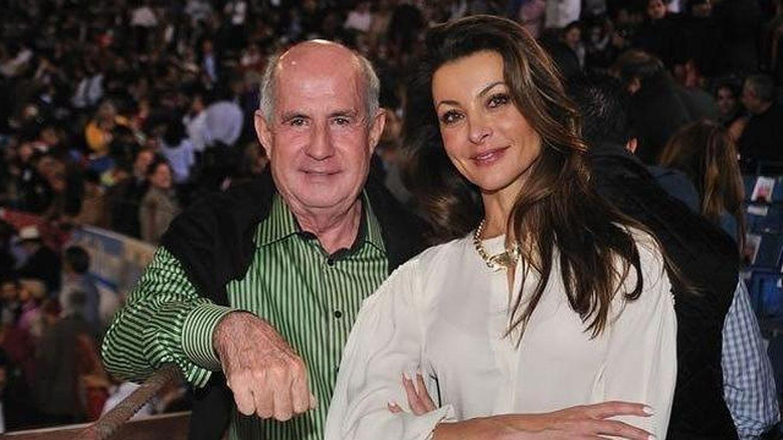 Juan Antonio Pérez Simón y Silvia Gómez Cuétara, en una imagen cedida por ABC