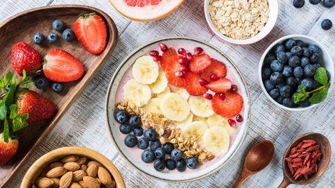 Siete 'snacks' saludables para recuperar la energía
