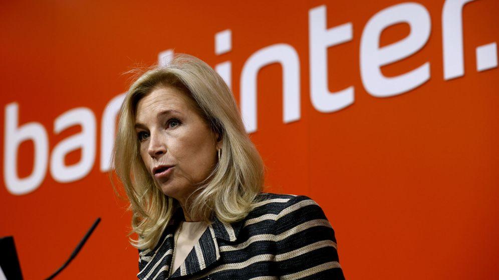 Foto: La consejera delegada de Bankinter, María Dolores Dancausa (Efe).
