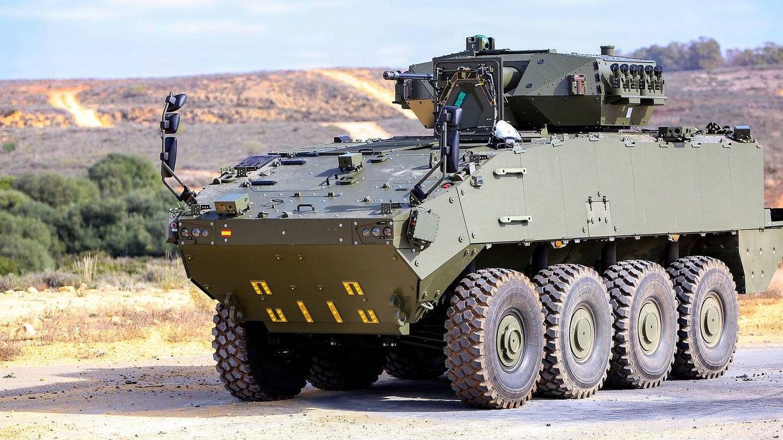 348 vehículos por 2.000M: así son los polémicos blindados comprados por España
