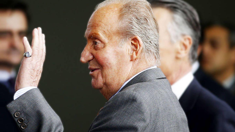 Don Juan Carlos en una imagen de archivo. (Reuters)