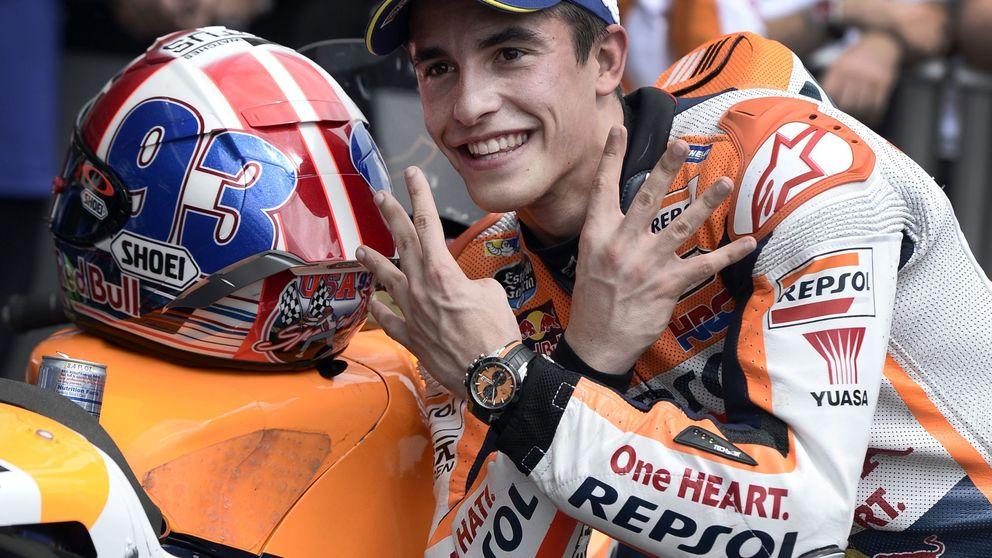 Austin calibrará la capacidad real de Marc Márquez y Honda