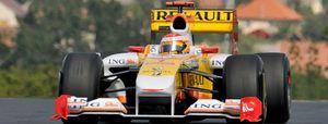 Fernando Alonso saldrá desde la 'pole' en Hungría
