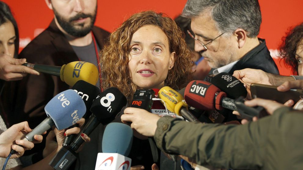 Batet confirma a Iceta su voluntad de ser candidata del PSC a las generales