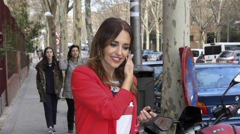 Paula Echevarría, de nuevo 'cazada' en una cita furtiva con Miguel Torres