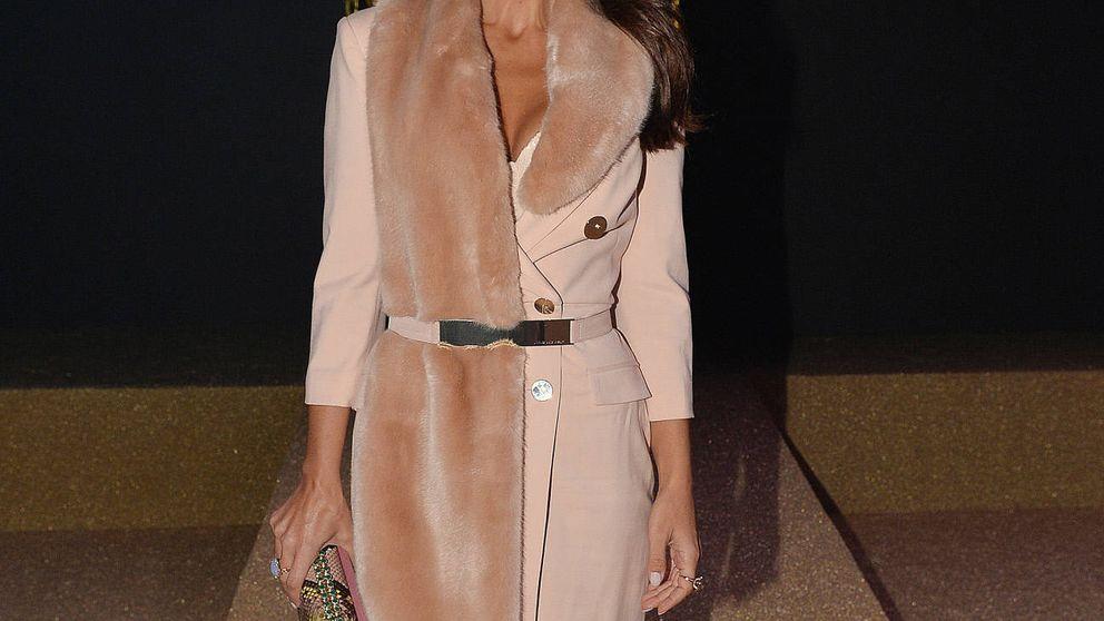 Paula Echevarría: copia su look rosa de París en versión low cost