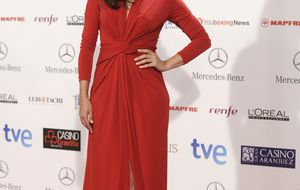 'El tiempo entre costuras', gran triunfadora de los Premios Iris de la Academia de Televisión