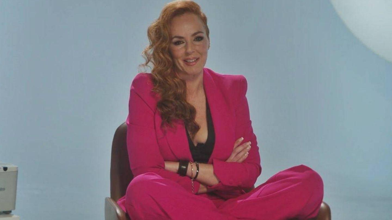 Rocío Carrasco, en 'Rocío, contar la verdad para seguir viva'. (Mediaset España)