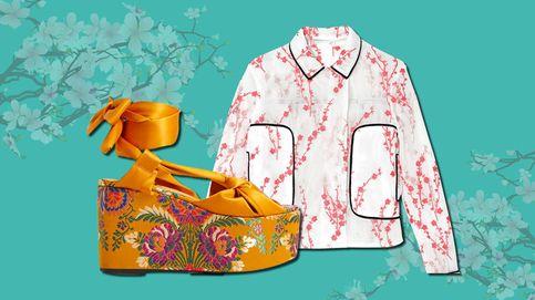 Del kimono al estampado oriental, la tendencia más exótica de la primavera