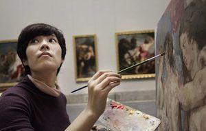 Velázquez 'made in China' en el Museo del Prado